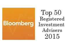 Bloomberg Top 50 RIAs 2015