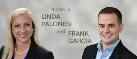 Authors Linda Palonen and Frank Garcia